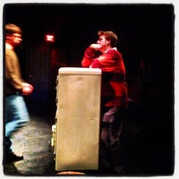 Photo taken at Theatre 101 by Jessica on 10/20/2012