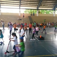Photo taken at Colegio de Las Esclavas by Enrique J. on 8/29/2014