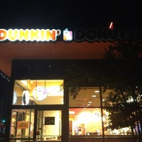 Photo taken at Dunkin Donuts by Vincent V. on 10/17/2012