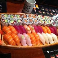 Photo taken at Hinote Sushi by Lyana on 1/7/2013