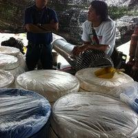 Photo taken at หมู่2ตำบลสวนส้ม by Kraivit S. on 11/29/2012