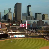 Photo taken at Target Plaza @ Target Field by Travis M. on 9/26/2012