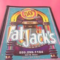 Photo taken at Fat Jacks by Evan S. on 12/19/2012