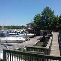 Photo taken at Chesapeake Inn Restaurant & Marina by Jason H. on 6/21/2013