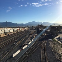 Photo taken at Metrolink San Bernardino Station by Zachary B. on 2/15/2017