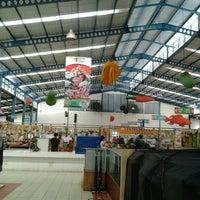 Photo taken at Pasar Segar by adinda a. on 3/8/2013