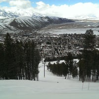 Photo taken at Snow King Ski Area and Mountain Resort by Joe E. on 3/18/2014