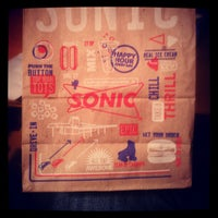 Photo taken at SONIC Drive In by Scott G. on 1/5/2013
