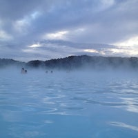 Photo taken at Blue Lagoon Spa by Soapy J. on 2/13/2014