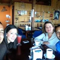 Photo taken at Restaurante Mirador del Poas by Mariano G. on 1/13/2013