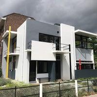 Photo taken at Rietveld Schröder House by Joel B. on 7/28/2017