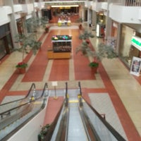 Photo taken at Highland Mall by James S. on 1/3/2013