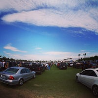 Photo taken at Coachella Car Camping by Brendon C. on 4/11/2013