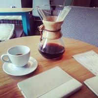 Снимок сделан в Double B Coffee & Tea пользователем Anastasia K. 8/1/2013