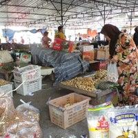 Photo taken at Pasar Pasir Mas by My K. on 2/11/2013