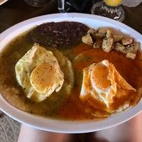 Photo taken at Cafe El Expresso Sayulita by Emily W. on 4/22/2017