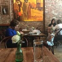 Photo taken at Iris Cafe by Emily W. on 9/15/2017