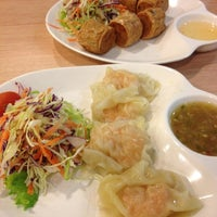 Photo taken at CP Kitchen by Thirada on 1/22/2013