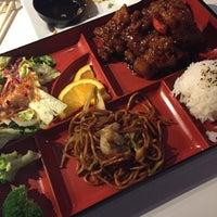 Photo taken at Bento Asian Kitchen +Sushi (Bento Red) by Stephen H. on 7/16/2016