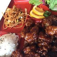 Photo taken at Bento Asian Kitchen +Sushi (Bento Red) by Stephen H. on 10/11/2016
