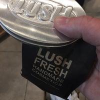 Photo taken at Lush Fresh Handmade Cosmetics by Stephen H. on 2/12/2017