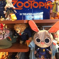Photo taken at Disney store by Stephen H. on 4/9/2016