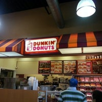 Photo taken at Dunkin Donuts by Javier C. on 10/25/2012