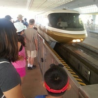 Photo taken at Monorail Gold by Javier C. on 6/19/2013