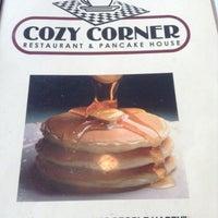 Photo taken at Cozy Corner Restaurant & Pancake House by Javier C. on 9/20/2013