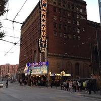 Photo prise au Paramount Theatre par Bruce C. le10/14/2013