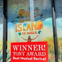 Foto scattata a Circle in the Square Theatre da Bruce C. il 8/15/2018