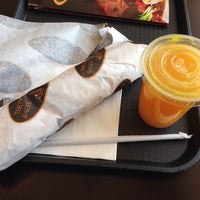 Photo taken at the great American bagel by Ritchie M. on 5/21/2014