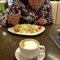 Photo taken at Coffee Room by Катя on 3/24/2013