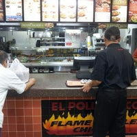 Photo taken at El Pollo Loco by Joey M. on 10/29/2012