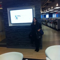 Photo taken at MSLGROUP in New York by Bruna B. on 11/12/2014