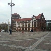 Photo taken at Friedensplatz by Ismail D. on 11/9/2012