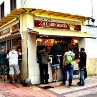 Photo taken at La Cantonada by Silvia E. on 10/6/2012
