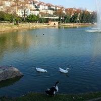 2/24/2013 tarihinde Feray İ.ziyaretçi tarafından Bahçeşehir Park Gölet'de çekilen fotoğraf