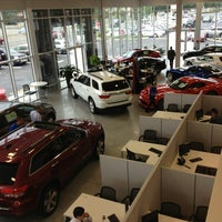 Photo Taken At Chrysler Dodge Jeep Of Paramus By Marilyn B. On 7/12 ...
