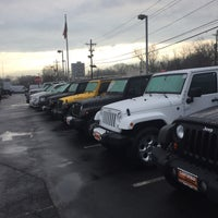 ... Photo Taken At Chrysler Dodge Jeep Of Paramus By Marilyn B. On 2/8 ...
