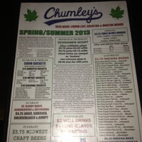 Photo taken at Chumley's Beer House by Christopher C. on 5/12/2013