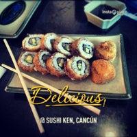Foto tomada en Sushi Ken por Julio A. el 4/21/2013