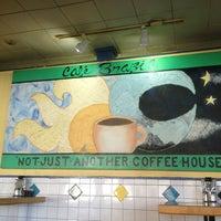 Photo taken at Cafe Brazil by Katrina J. on 1/19/2013