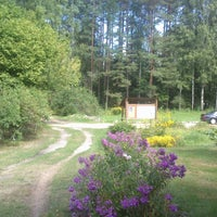 Photo taken at Bušas Paintball by Dainis S. on 8/11/2013