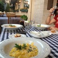 7/20/2013 tarihinde Meleğim Benziyaretçi tarafından Cucina Makkarna'de çekilen fotoğraf