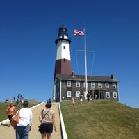 Photo taken at Montauk Point Lighthouse by Charles T. on 8/6/2013
