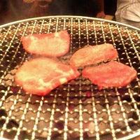 Photo taken at 炭家 by leesan 4. on 5/31/2013
