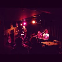 Photo taken at Bad Bonn Club by Nigel G. on 11/24/2012