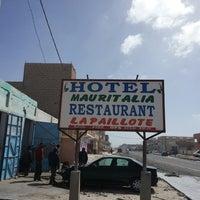 Photo taken at Mauritalia Hotel by Vitaliy S. on 2/16/2014