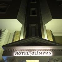 Photo taken at Olimpos Hotel by Erdinç A. on 8/15/2017